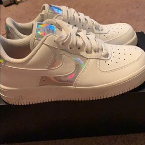 selling these super cute air forces!